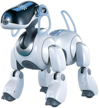 Aibo Robo-dog di Sony
